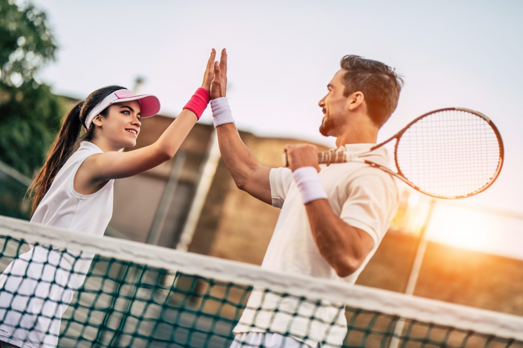 9 reasons that you should be playing Tennis